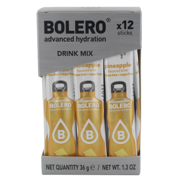 Bolero Sticks Sugar Free Drink - Pineapple