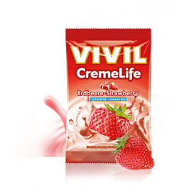 Vivil Sugar Free Sweets Strawberry Cream