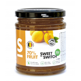 Sweet & Switch No Sugar Added Apricot Jam