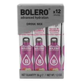 Bolero Sticks Sugar Free Drink - Banana & Strawberry