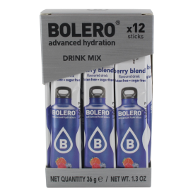 Bolero Sticks Sugar Free Drink - Berry Blend
