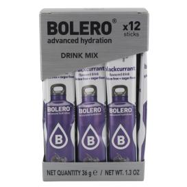 Bolero Sticks Sugar Free Drink - Blackcurrant