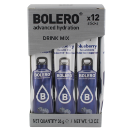 Bolero Sticks Sugar Free Drink - Blueberry