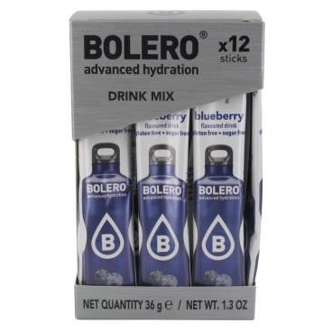 Bolero Sticks Sugar Free Drink - Blueberry