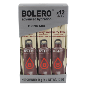 Bolero Sticks Sugar Free Drink - Cherry Cola