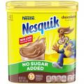 Nesquik Chocolate Powder No Sugar Added