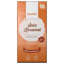 Xucker Salted Caramel Chocolate