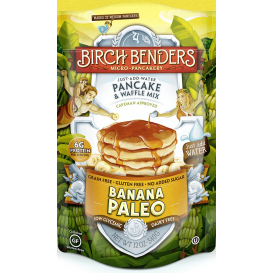 Birch Benders Banana Pancake and Waffle Mix
