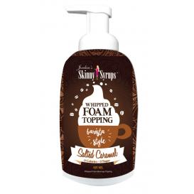 Jordan's Sugar Free Foam Topping - Salted Caramel