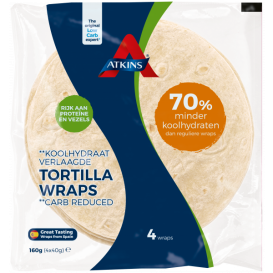 Atkins Low Carb Tortillas