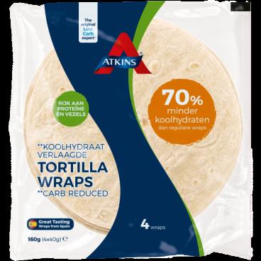 Atkins Low Carb Tortillas Wraps