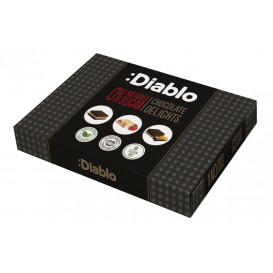 Diablo No Added Sugar Chocolate Delight