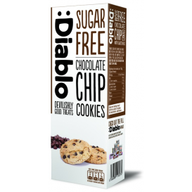Diablo Sugar Free Chocolate Chip Cookies