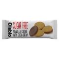 Diablo Sugar Free Vanilla Sandwich Cookies with Cocoa Cream
