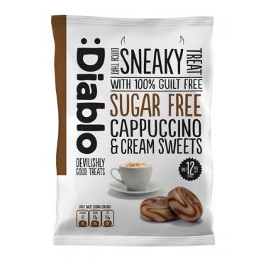 Diablo Sugar Free Cappuccino & Cream Sweets