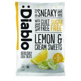Diablo Sugar Free Lemon & Cream Sweets
