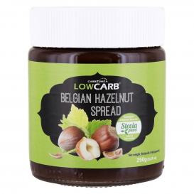 CarbZone Low Carb Belgian Hazelnut Spread