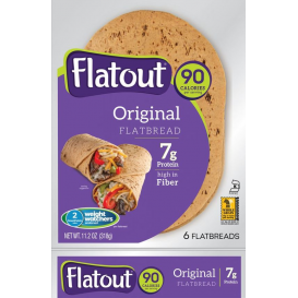 Flatout Light Wraps Original