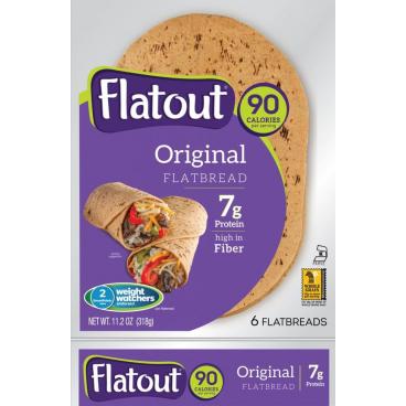 Flatout Light Wraps Original