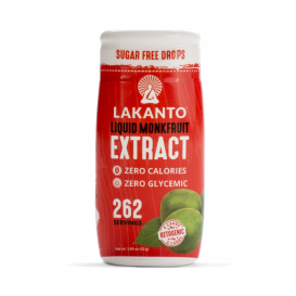 Lakanto Monk Fruit Original Liquid Sweetener