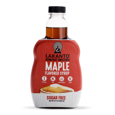 Lakanto Sugar Free Maple Flavored Syrup