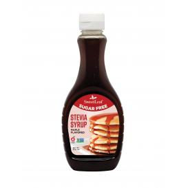 SweetLeaf Sugar Free Stevia Maple Syrup