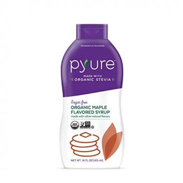 Pyure Organic Sugar Free Maple Flavored Syrup