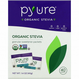 Pyure Organic Stevia Packets