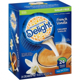 International Delight Sugar Free French Vanilla Creamers