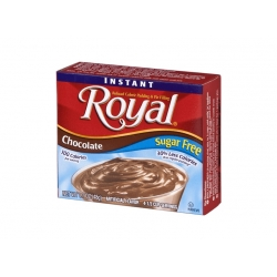 Royal Sugar Free Chocolate Pudding