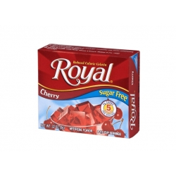 Royal Sugar Free Cherry Jelly