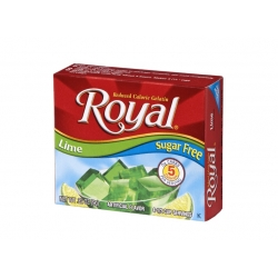 Royal Sugar Free Lime Jelly