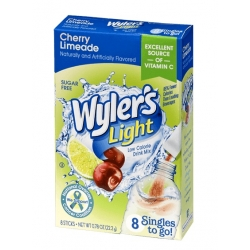 Wyler's Light Singles to Go Sugar Free Cherry Lemonade  Drinks