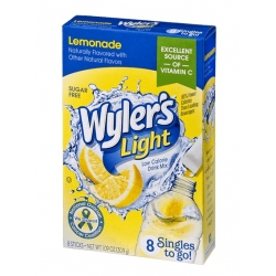 Wyler's Light Singles to Go Sugar Free Lemonade Drinks