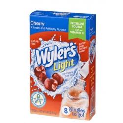 Wyler's Light Singles to Go Sugar Free Cherry Drinks