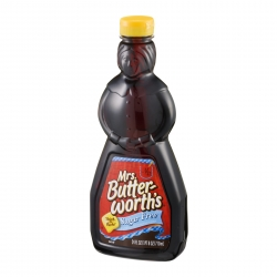 Mrs. Butterworth's Sugar Free Syrup 710 ml