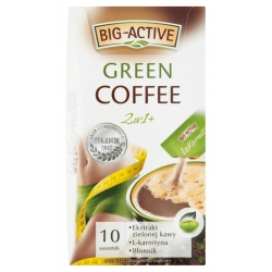 Big Active Green Coffee - 2 in 1
