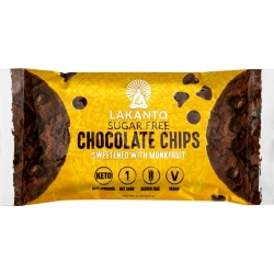Lakanto Sugar Free Semi Sweet Chocolate Chips