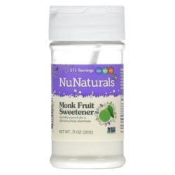 NuNaturals Monk Fruit Pure Extract
