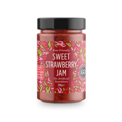 Good Good Keto Strawberry Jam