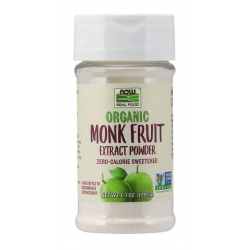 NOW Organic Monk Fruit Extract Powder