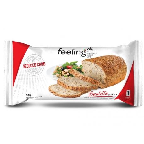 FeelingOK Low Carb  Cereals Bread