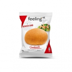 FeelingOK Low Carb Sandwich Case of 12