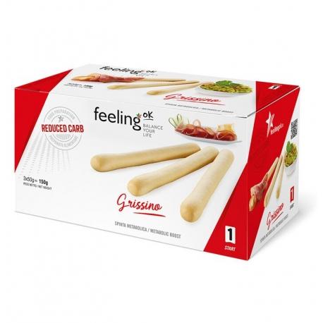 FeelingOK Low Carb Breadstick Natural