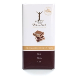 Balance Belgian Milk Chocolate
