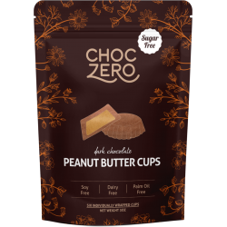 ChocZero Dark Chocolate Peanut Butter Cups