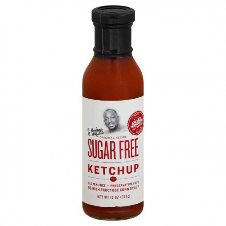 G Hughes Smokehouse Sugar Free Ketchup