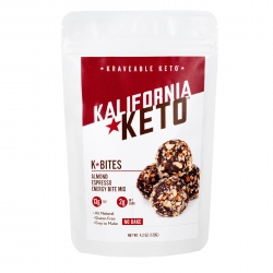 Kalifornia Keto Energy Bite Mix Almond Espresso