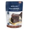 Keto and Co Keto Fudge Brownies Mix