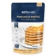 Keto and Co Keto Pancake & Waffle Baking Mix
